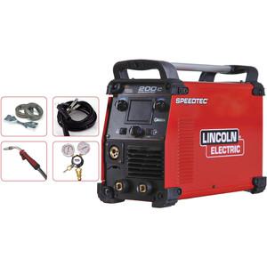 "Lincoln Electric Speedtec® 200C ""Ready to weld"" MIG/TIG Welder - K14099-2"