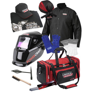 Lincoln Electric Essentials Welding Gear Ready Pack - K32078-1