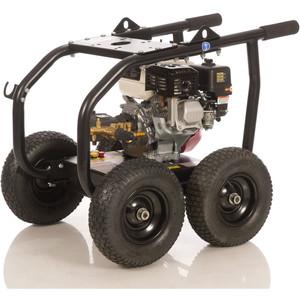 Jetwave Black GX Cage Petrol Pressure Cleaner 3200psi 10.6L/pm - HP220-10PWN