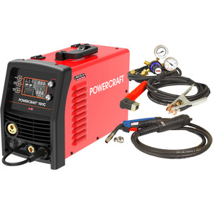 """Lincoln Electric Powercraft® 191C """"Ready to weld"""" MIG Welder - K69072-1"""
