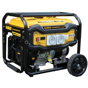DeWalt 8950W Industrial Petrol Generator With Electric Start - DXGN8950IK
