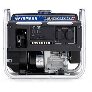 Yamaha 2800W 4-Stroke Petrol Inverter - EF2800I