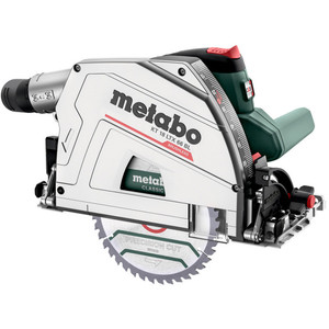Metabo 18V 165mm Circular Saw Skin Only - KT18LTX66BL