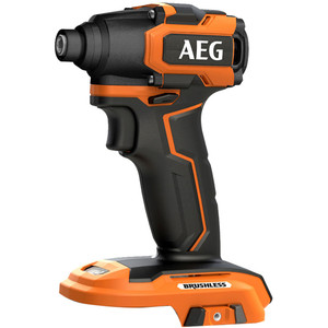 AEG 18V Brushless Sub Compact 3-Speed Impact Driver - BSS18SBL-0