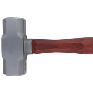 Kincrome 1.8kg/4lb Club Hammer Hickory Shaft - K090011