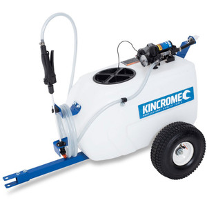 Kincrome 50 litre 12V Tow Behind Sprayer - K16003