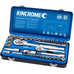 Kincrome Socket Set 35 Piece Metric - K28030