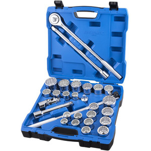 "Kincrome 3/4"" Drive 28 Piece Socket Set Metric & Imperial - K28145"