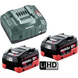 Metabo 18V 8.0Ah LiHD 145 Kit - 8.0LIHD145KT