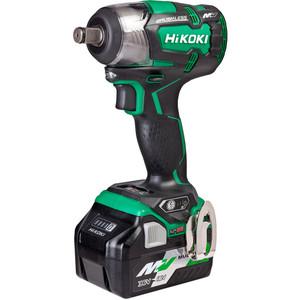 HiKoki 36V Multivolt Brushless 12.7mm Impact Wrench Skin - WR36DC(H4Z)