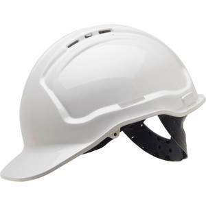 Sureguard White Vented Hard Hat Type 1 - TG57RH-WH
