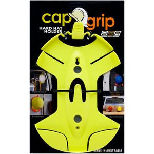 Sureguard Hard Hat Holder-Fluro Yellow - HHH-FY