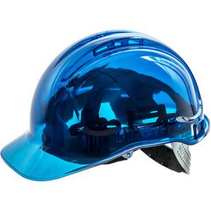Sureguard Clearview Hard Hat Vented Blue - CV63-BL