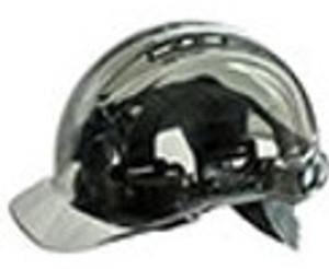 Sureguard Clearview Hard Hat Vented Smoke - CV63-SM