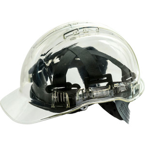 Sureguard Clearview Hard Hat Vented Clear - CL63-CL