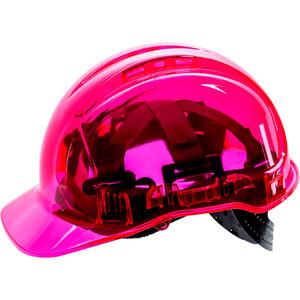 Sureguard Clearview Hard Hat Vented Pink - CV63-PK