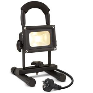 HPM FORTA Portable LED Worklight 10W 730lm Cool White Light - LWK0110WBL