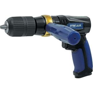 "ITM Air Drill, 1/2"" Keyless Chuck, 700 Rpm - TM340-734"