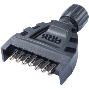 ARK 7 Pin Trailer Flat Trailer Plug - FPB7