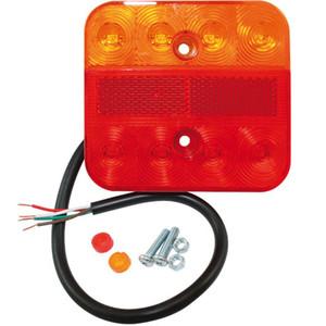 ARK LED Ultra Slim Lamp (100mm x 90mm) - LDU10MB