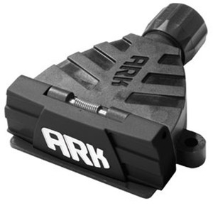 ARK 7 Pin Quick Assembly Flat Trailer Socket - FSB7