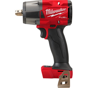 """Milwaukee M18 FUEL™ 1/2"""" Mid-Torque Impact Wrench with Pin Detent - M18FMTIW2P12-0"""