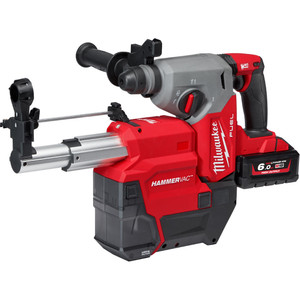 Milwaukee M18 FUEL™ HAMMERVAC™ 26 mm Dedicated Dust Extractor - Tool Only - M18FDEX-0