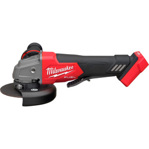 """Milwaukee M18 FUEL™ 125 mm (5"""") Angle Grinder with Deadman Paddle Switch 'Skin' - M18FAG125XPD-0"""