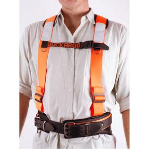 Buckaroo Shoulder Braces - Orange - TMH
