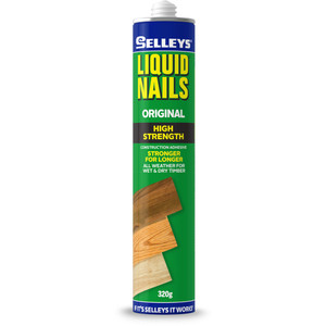 Selleys Liquid Nails High Strength 320g - 930069710007801