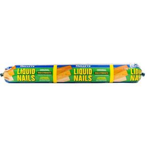Selleys 680g Liquid Nails Construction Adhesive Sausage - 9300697118448