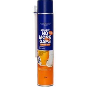 Selleys 750g No More Big Gaps Expanding Foam - 100484