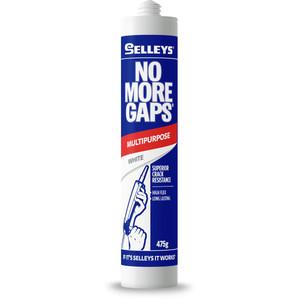 Selleys 475g No More Gaps Interior Gap Filler White - 100829