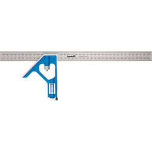 Empire 400mm True Blue™ Stainless Steeel Combination Square - E280M