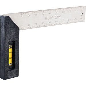Empire 200mm Polysteel Try Square - 120M