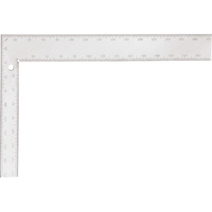 Empire 300mm Metric Steel Framing Square - 100IM