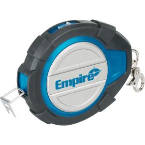 Empire 30M Closed Case Long Steel Tape Measure - EM30CNS