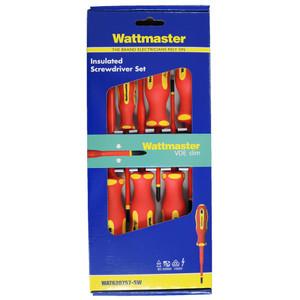 Witte 6 Piece Slim Screwdriver Set VDE Protop II - WAT620757-S