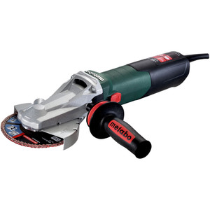 Metabo 125mm 1550W Flat Head Angle Grinder - WEF15-125QUICK