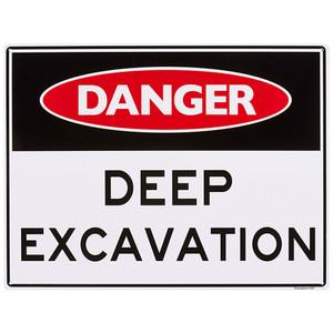 Sandleford Sign - 450 X 600mm - Deep Excavation - LS10