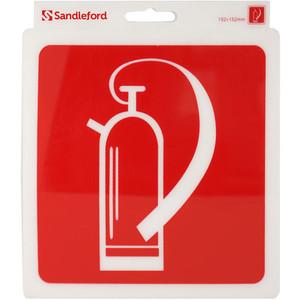 Sandleford Sign S/Ad 152X152 F/Ex - SIG83