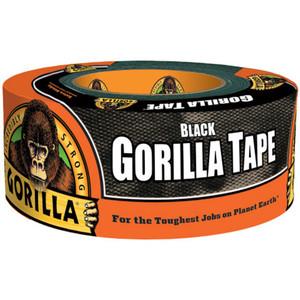 Gorilla Tape Black 48mm X 32M - GG60035