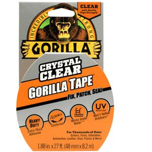Gorilla Tape Clear 48mm X 8M - GG60270