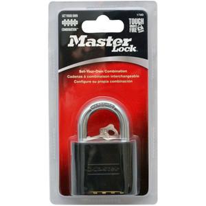 Master Lock Padlock Comb 51mm 25mm M/L - 178DAU