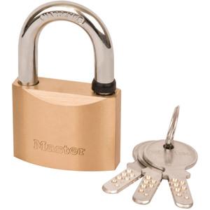 Master Lock Padlock Econ Br 40mm M/L 2Pk - 1902TAU