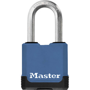 Master Lock Padlock Exl Lam Cov 45mm 38M 4P - M116QLFAU