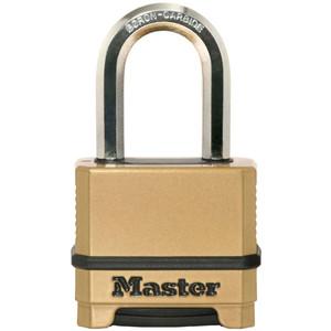 Master Lock Padlock Exl Reset Combo 38mm - M175DLFAU