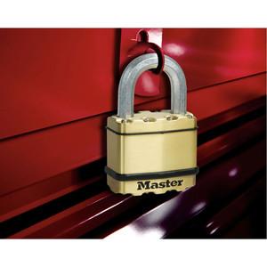 Master Lock Padlock Exl Lam 45mm 25mm Sh 4P - M1BQAU