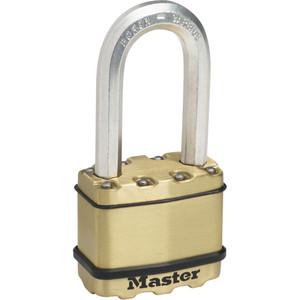 Master Lock Padlock Exl Lam 50mm 9-51mm Shk - M5BDLHAU