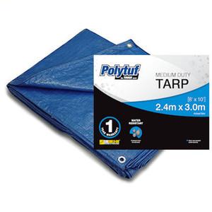 Polytuf Tarp Med Duty Blue 2.4X3.0M - B720